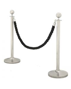 Chandor Stainless Steel Stanchion Post - Set of 2