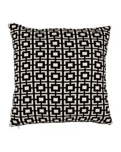 Abstract Squares Pillow Set of 2 - 50 x 50cm
