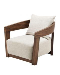 Rubautelli Loki Natural Chair