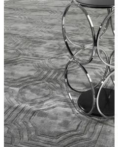 Harris Platinum Grey Rug - 170 x 240cm