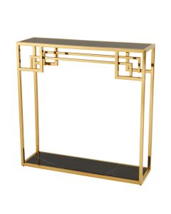 Morris Gold Coffee Table