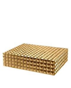 Viviënne Box Large - GOLD