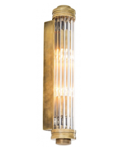 GASCOGNE SMALL WALL LAMP BRASS
