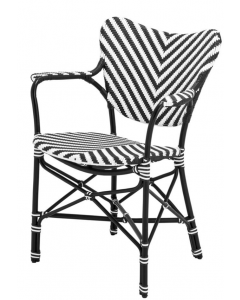 COLONY CHAIR WITH ARMS
