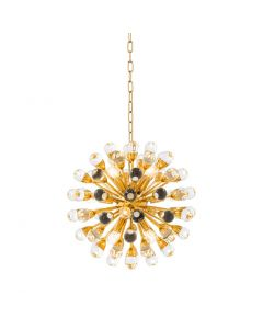 Antares Small Gold Chandelier