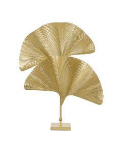 Las Palmas Brass Table Lamp