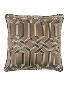 Fontaine Brown Pillow - 60 x 60cm