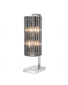 Pimlico Nickel Table Lamp