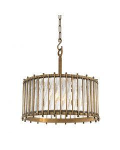 Eichholtz Tiziano Brass Single Lantern