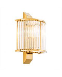 Oakley Gold Wall Lamp