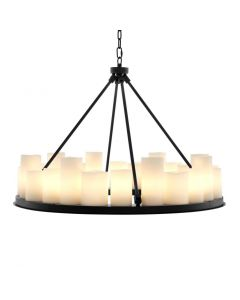 COMMODORE CHANDELIER 90CM BACK