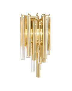 GIGI WALL LAMP GOLD