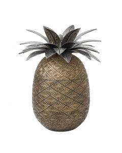 Pineapple Brass Box