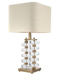Eichholtz Toscana Brass Table Lamp