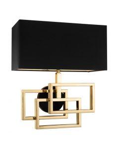 Eichholtz Windolf Brass Wall Lamp