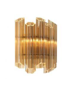 VITTORIA WALL LAMP GOLD