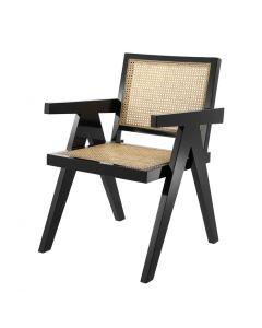 Eichholtz Adagio Black Dining Chair