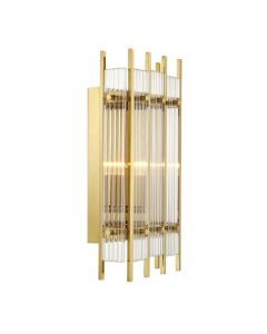 Eihholtz Sparks Small Gold Wall Lamp