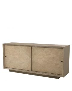 Lazarro Washed Oak Dresser