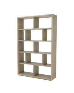 Marguesa Washed Oak Cabinet