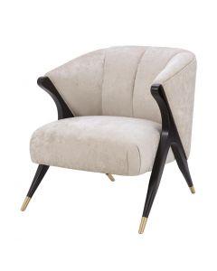 Pavone Mirage Off-White Chair