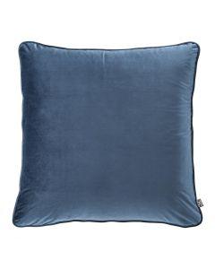 Roche Blue Velvet Pillow - 60 x 60cm
