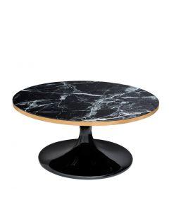 Parme Black Coffee Table