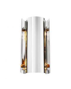 Verge Nickel Wall Lamp
