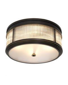 Rousseau Bronze Ceiling Lamp