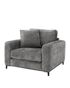 Feraud Clarck Grey Chair