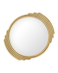 Cesario Gold Mirror