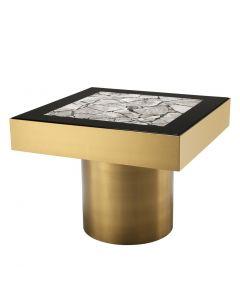 Tatler Brass Side Table
