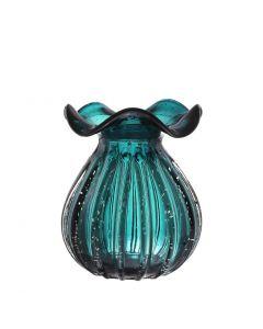 Korakia Small Green Vase