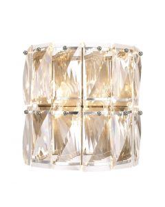 Amazone Nickel Wall Lamp