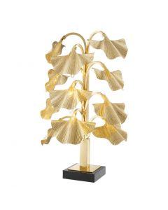 Donati Brass Table Lamp