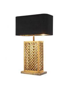 Idyllwild Brass Table Lamp