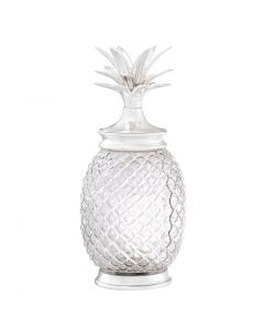 Hayworth Silver Jar