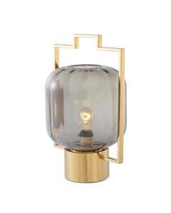 Wang Gold Table Lamp