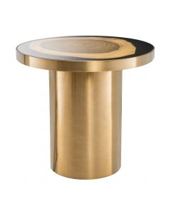 Concord Brass Side Table
