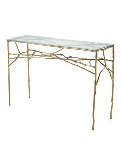 Antico Gold Console Table