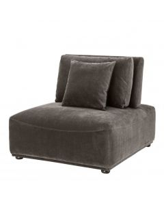 Mondial Granite Grey Chair