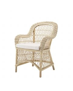 Residence Natural Rattan Dining Chair