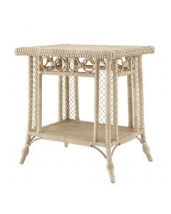 Saba Natural Rattan Side Table