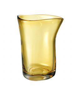 Corum Large Yellow Glass Vase