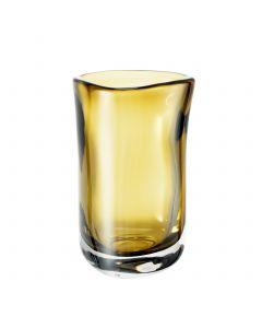 Corum Medium Yellow Glass Vase