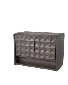 Jane Small Mocha Meranti Dresser