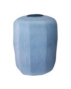 Avance Large Blue Vase