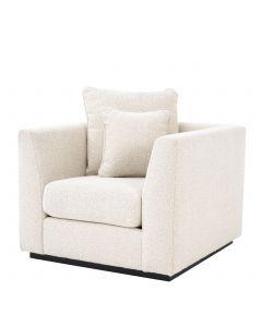 Taylor Boucle Cream Chair