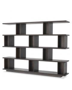 Colombier Mocha Oak Cabinet