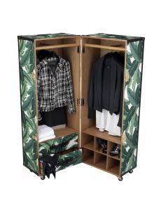 Ripley Mustique Green Cabinet